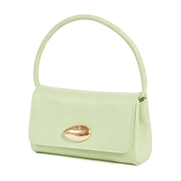Mini Baguette Bag, Pistachio