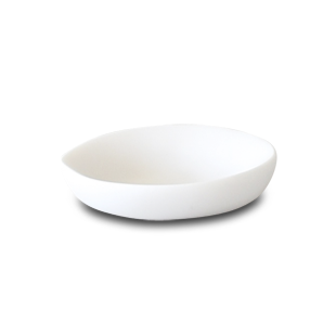 Soap Dish, White