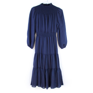 Daisy Dress, Navy