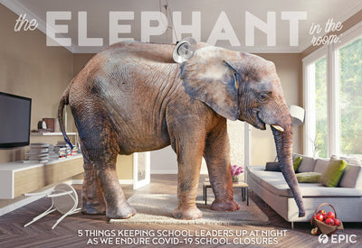 The Elephant(s) in the Room: 5 Things Keeping School Leaders Up at Night as We Endure COVID-19 School Closures