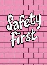 safety first sign coronavirus boutique tips