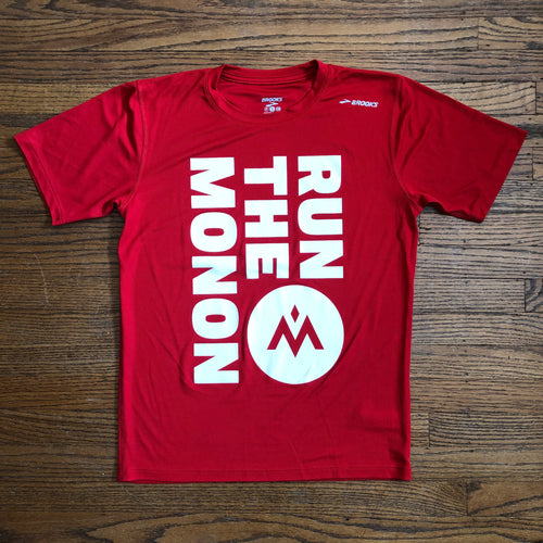 Run the Monon Tech Tee
