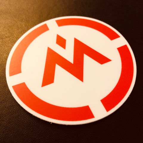 The Logo Sticker