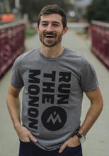 Load image into Gallery viewer, Run The Monon Tee