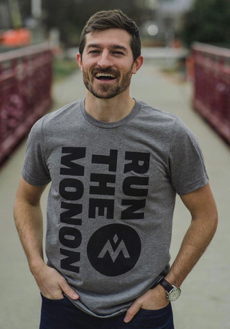 Run The Monon Tee