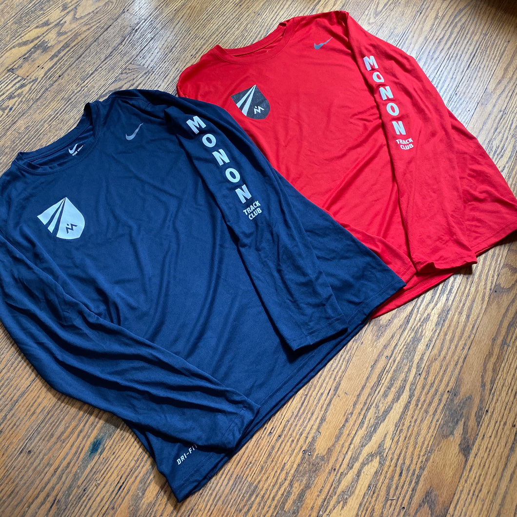 The Undefeated Long Sleeve Tech Tee