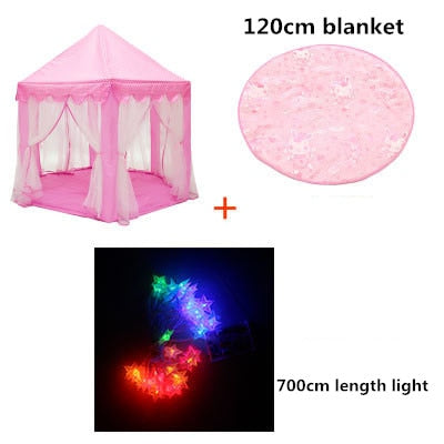 ... Load image into Gallery viewer Sumerice Kids Toys Play Tents Girls Princess Pink Castle boy ...  sc 1 st  Sumerice & Sumerice Kids Toys Play Tents Girls Princess Pink Castle boy tent Chil