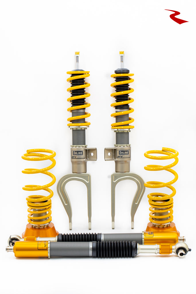 Model Y Öhlins DFV Coilovers - Engineered by Redwood Motorsports ™