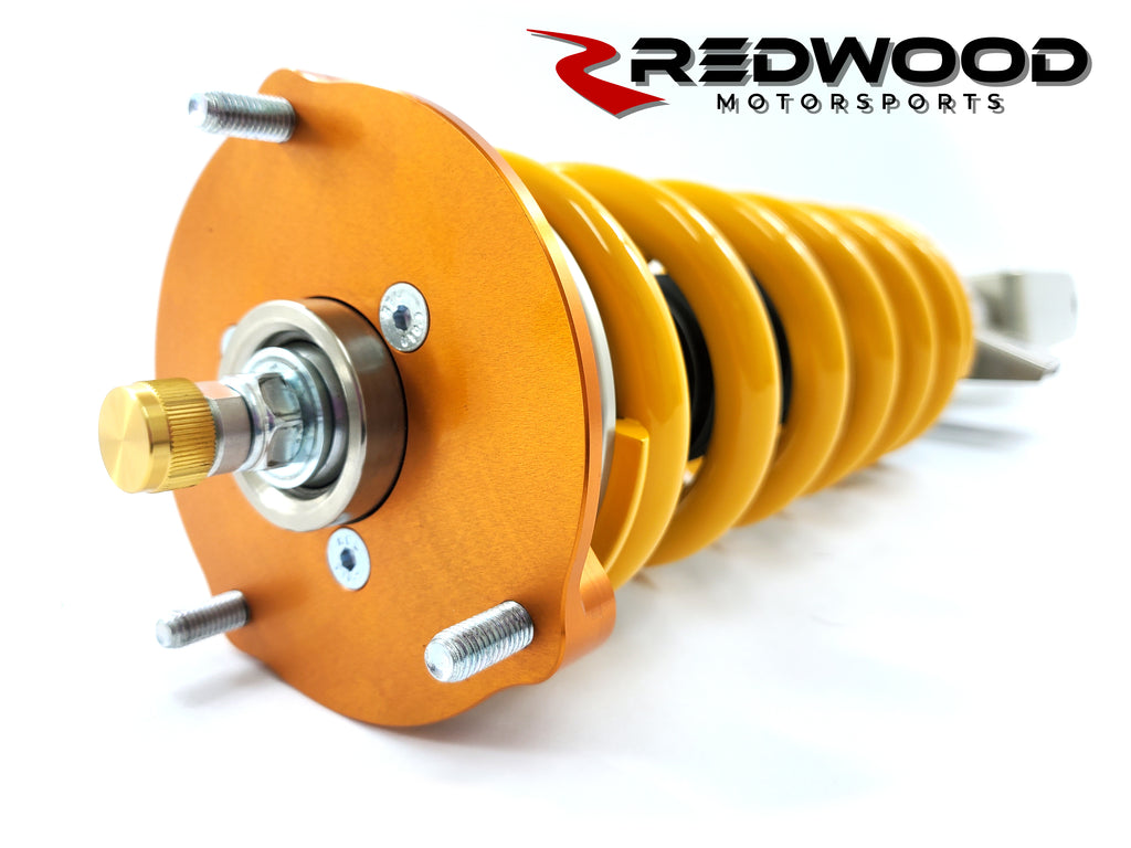 Model 3 Öhlins DFV Coilovers - Engineered by Redwood Motorsports ™