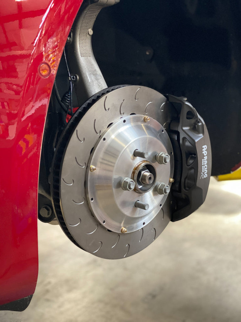 "AP Racing Radi-CAL ""Competition Plus"" Big Brake Kit - Tesla Model 3"