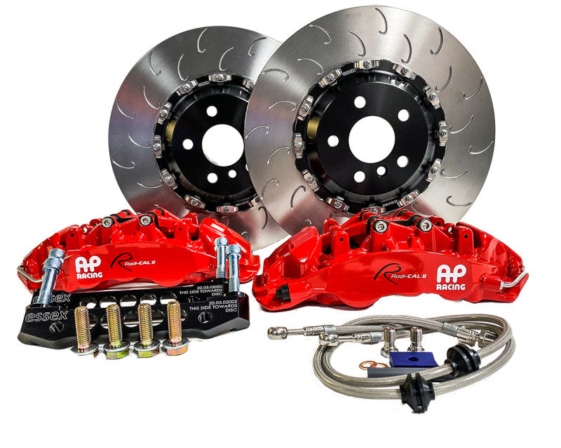 "AP Racing Radi-CAL ""Road & Track"" Big Brake Kit - Tesla Model 3"