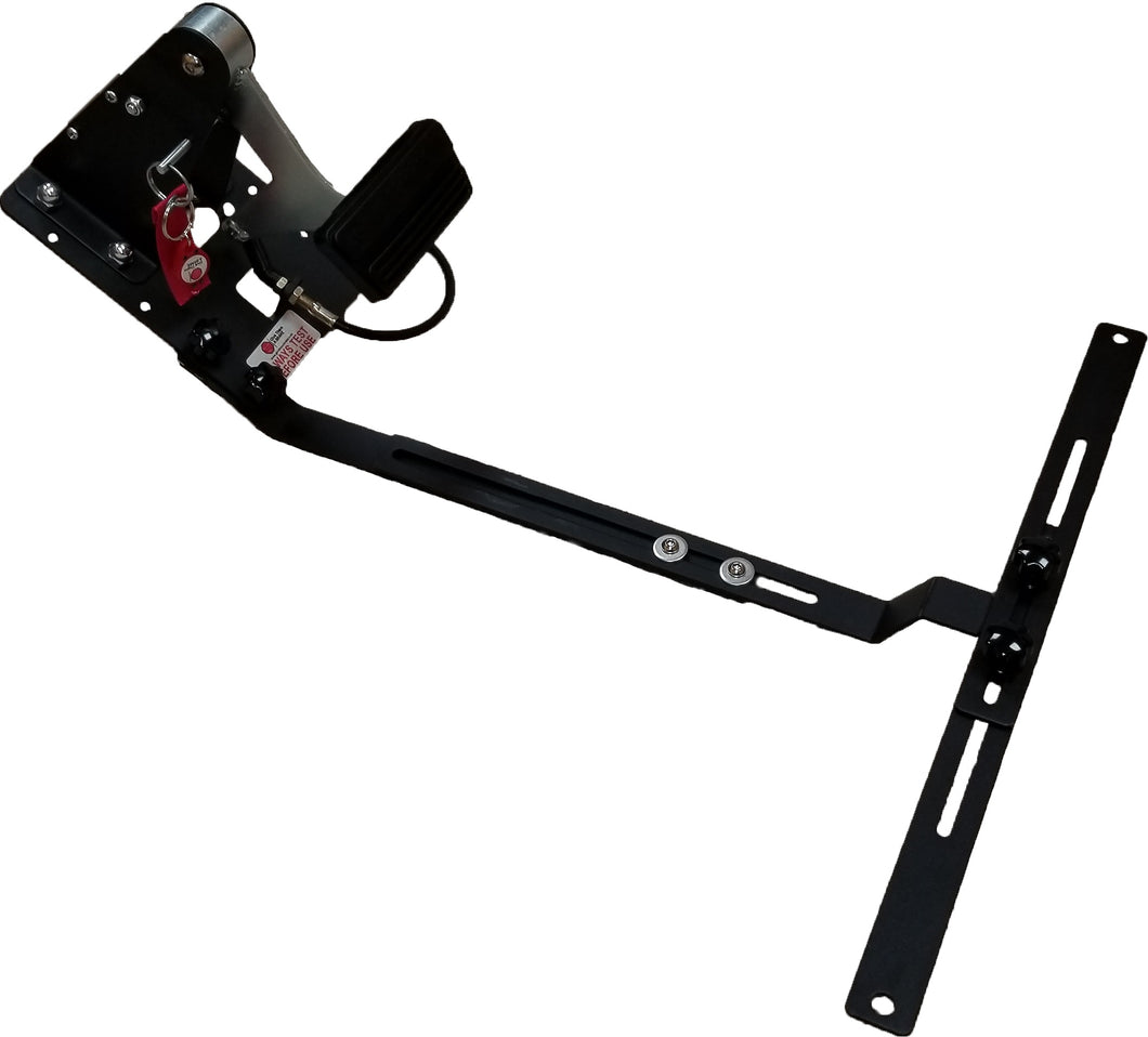 SafeDrive Pro Screwless T-Mount