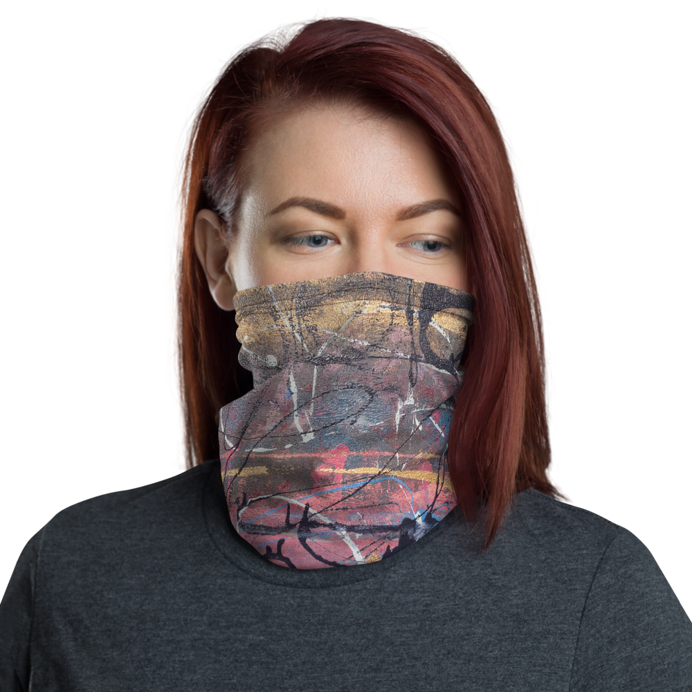 """Extract of Urban Exceptionalism"" Neck Gaiter Face Mask"