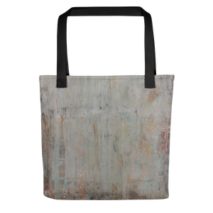 """Penthouse Concrete"" Tote Bag"