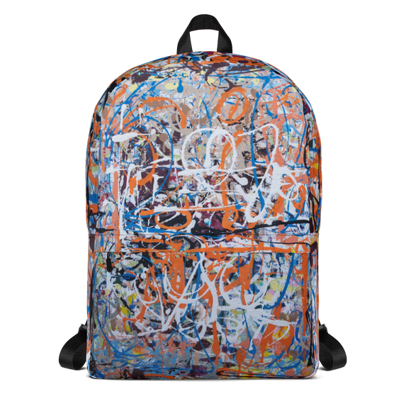 """Amorphous Sprawl"" Backpack"