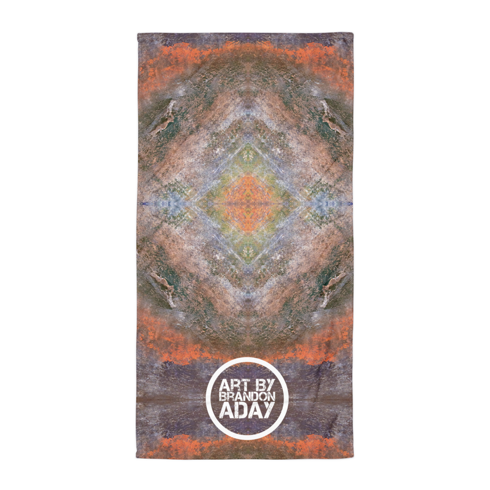"""Scorched Earth"" Towel"