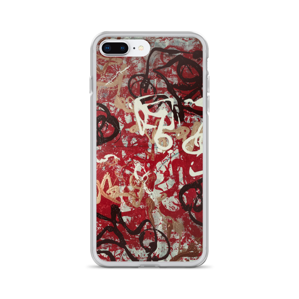 """Il Divino Urbino"" iPhone Case"