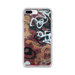 """Leo's Golden Ratio (Version 2)"" iPhone Case"