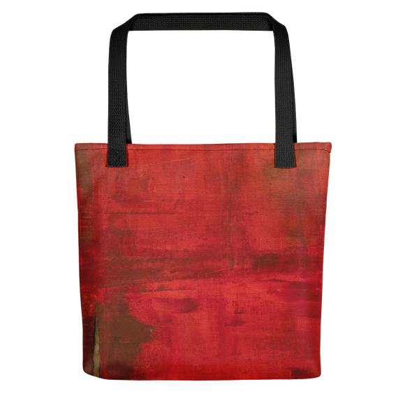 """Glint in the Crack"" Tote Bag"