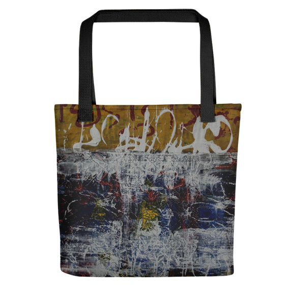 """Inverse Still Life of Unfolding Perception"" Tote Bag"