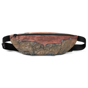 """Greed Decomposed on a Martian Desert"" Fanny Pack"