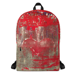 """Love is Messy"" Backpack"
