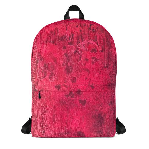 """Ardent Fervor"" Backpack"