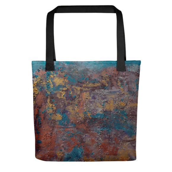 """Great Reef Burning"" Tote Bag"