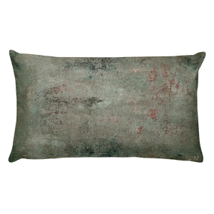 """Concrete Abstract #3"" Pillow"
