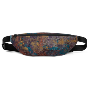 """Great Reef Burning"" Fanny Pack"