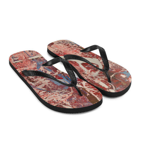 """Memories of Chaotic Movement"" Flip-Flops"