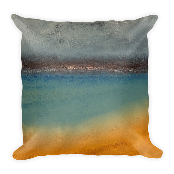 """Coastal Dreams"" Pillow"