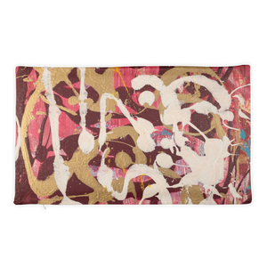 """Simulacrum of Movement"" Pillow Case"