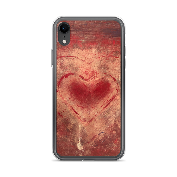"""The Heart Prevails"" iPhone Case"