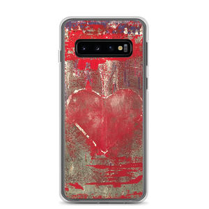 """Love is Messy"" Samsung Case"