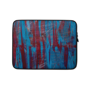 """Manifesto of Formless Exclusion"" Laptop Sleeve"