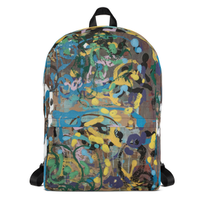 """Ode to a Perky Reef"" Backpack"