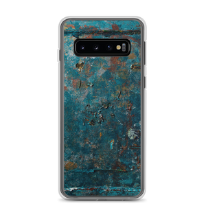 """Fragment of a Rusted Interior Magnified"" Samsung Case"