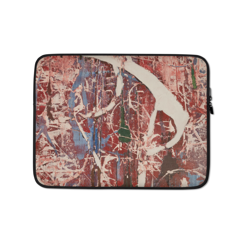 """ Memories of Chaotic Movement"" Laptop Sleeve"