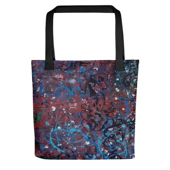 "Incoherent Dimensionality in Development"" Tote Bag"