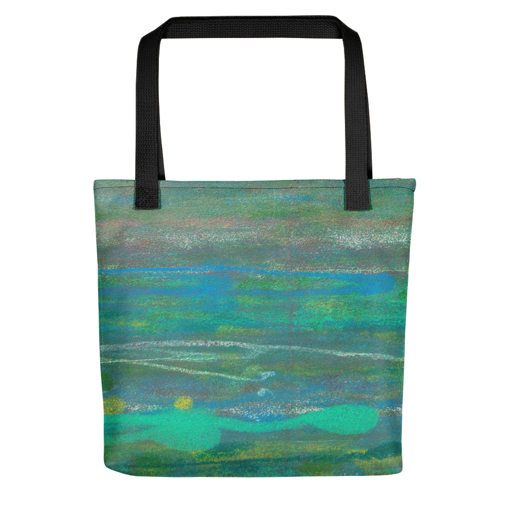 """Lillie's on the Pond"" Tote bag"
