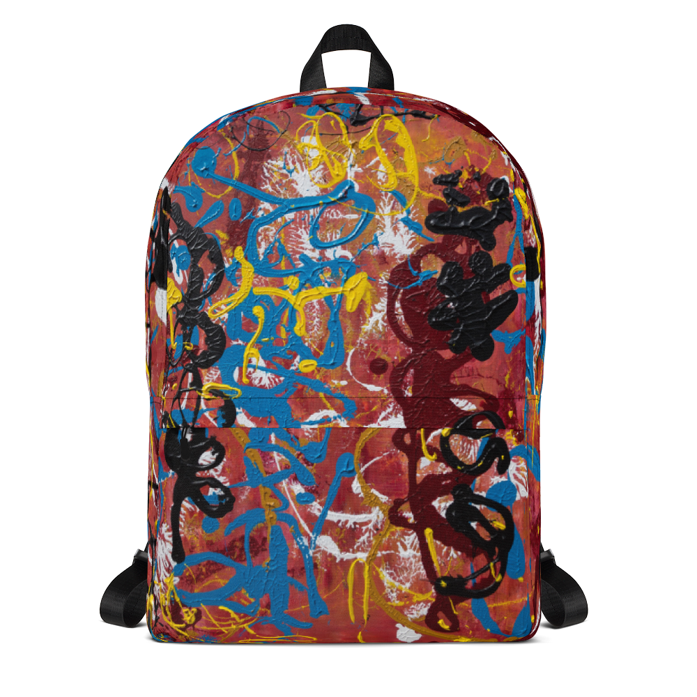 """Torqued Morphism"" Backpack"