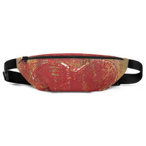 """Resonating Heart"" Fanny Pack"