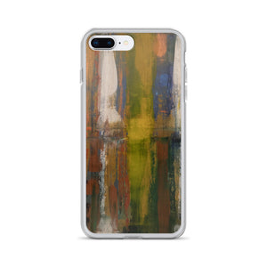"""Reflections on the Canal at Twilight"" iPhone Case"