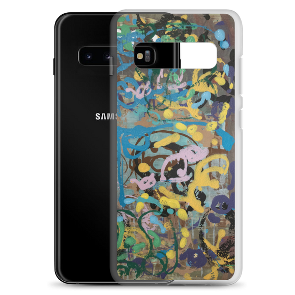 """Ode to a Perky Reef"" Samsung Case"
