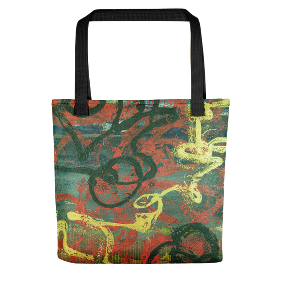 """Gold of Donato"" Tote Bag"