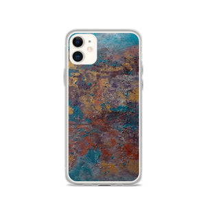 """Great Reef Burning"" iPhone Case"