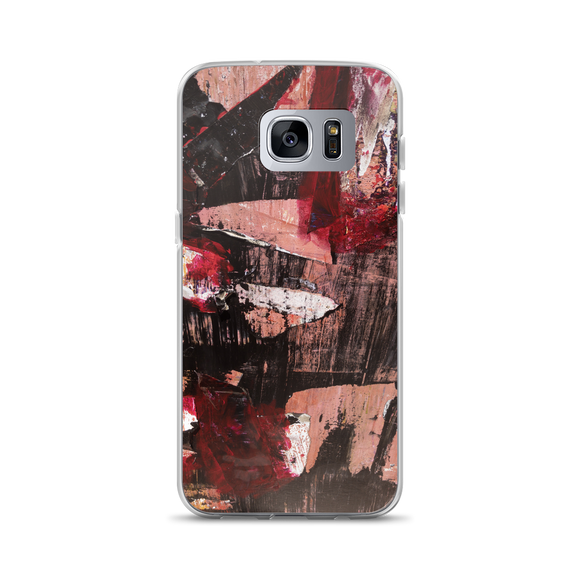 """Fear & Despair Deconstructed"" Samsung Case"