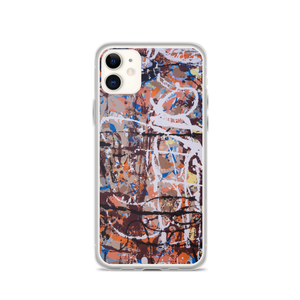"""Extract from Amorphous Conurbations"" iPhone Case"