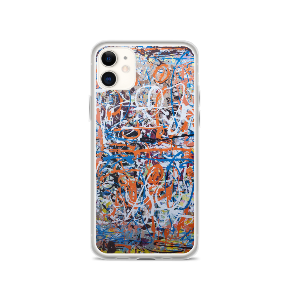 """Amorphous Sprawl"" iPhone Case"